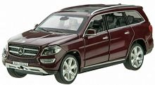 Металева машинка Автопром 6601 Mercedes Benz GL500